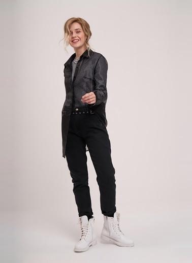 Mizalle Gömlek Siyah